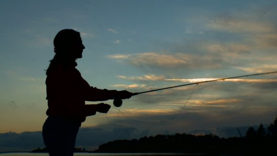 fisherwoman